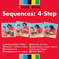 CS Volgorde kaarten in 4- stappen