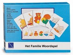 Het familie woordspel