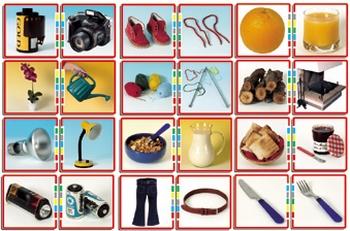 Fotokaarten Associaties