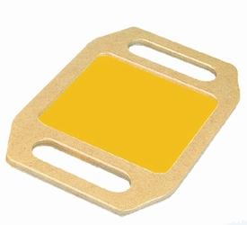 Kleurenframe amber