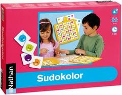 Sudoko en kleur