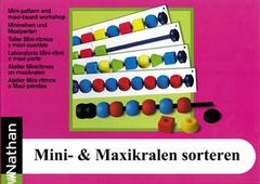 Mini- & Maxi kralen sorteren