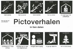 Pictoverhalen, set van 10 boekjes