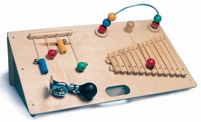 Muziek activiteitenbord