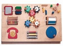 Wand-activiteitenbord