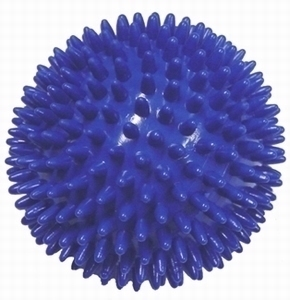 Egelbal, blauw
