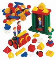 Stickle Bricks (60-delig)