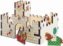 3-D puzzel Kasteel