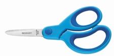 Softgripschaar sp/blauw