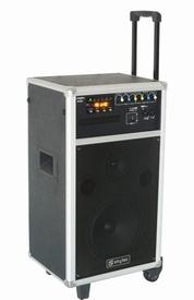 Verplaatsbare Soundmixer