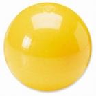 Gymnastiek/fysiobal 45 cm, kleur geel