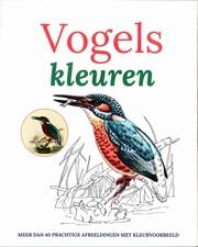 Kleurboek Vogels