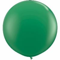 Reuzenballon, groen