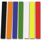 Kleurcodestroken 20 cm